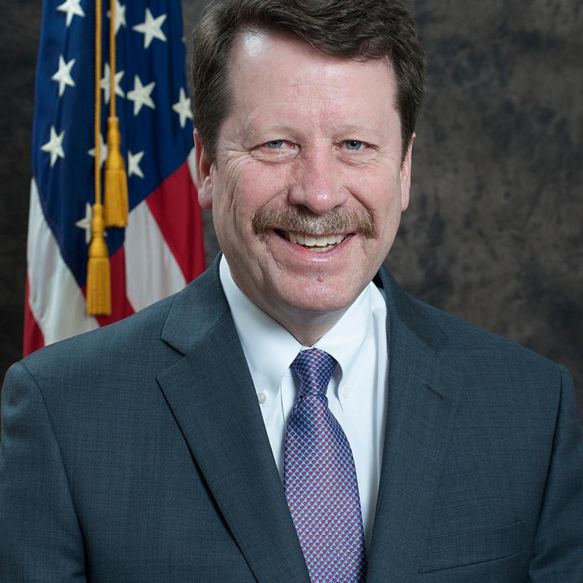 Robert Califf Portrait
